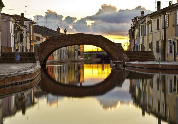 Comacchio visita guidata tour tourist guide