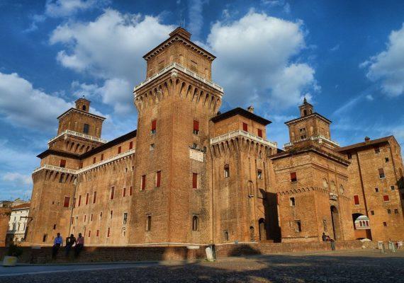 Ferrara visita guidata tour tourist guide